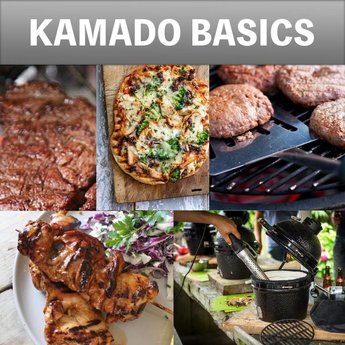 Masterclass 2 september 2017 Kamado basics