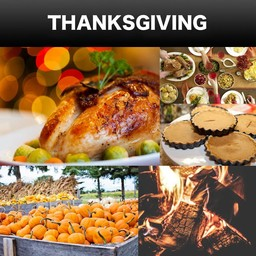Masterclass 23 november Thanksgiving