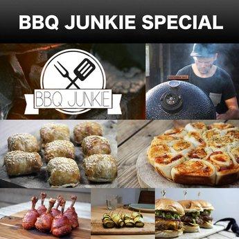 Masterclass 25 november BBQ Junkie Special