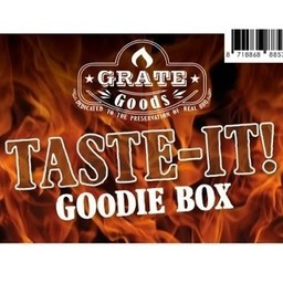 Grate Goods TASTE-IT Goodie Box