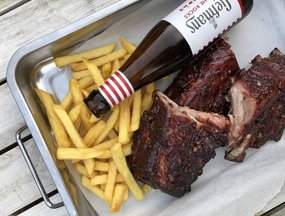 Tjal Oosterveld: Liefmans Cherry Ribs