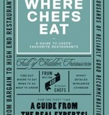 Where chefs eat kookboek