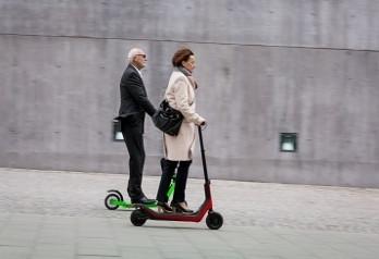 Das tägliche Verkehrschaos in München