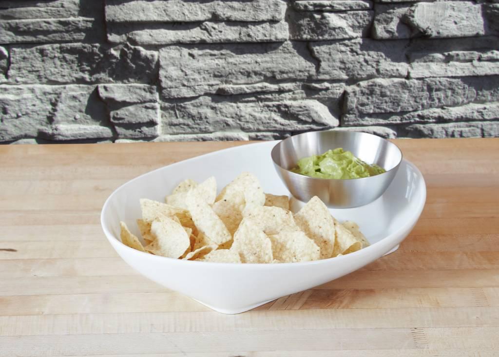Chip & Dip-Schale