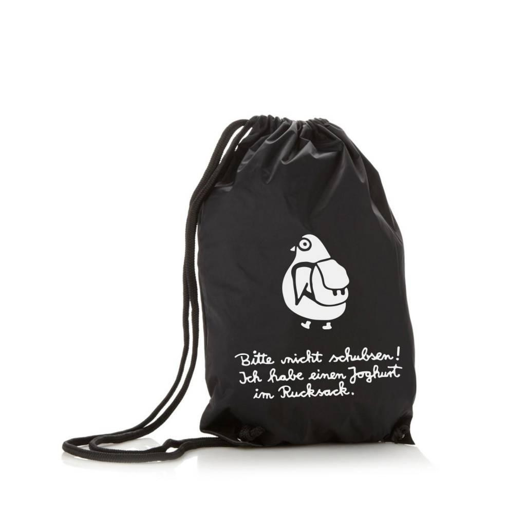 livstil Bitte nicht schubsen! - Bag
