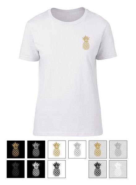 livstil Ananas Logo - Shirt