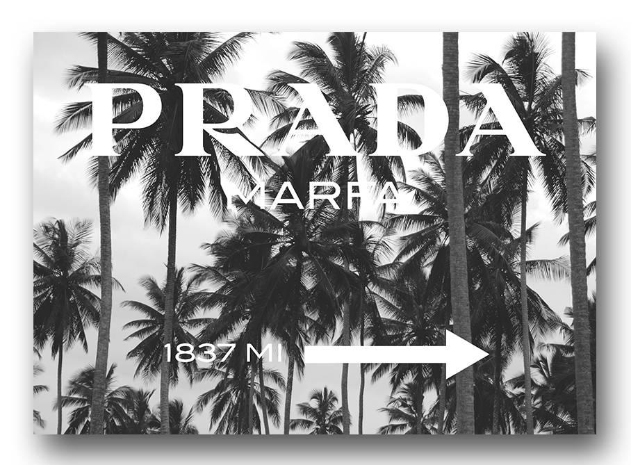 livstil Prada Marfa Palm Trees