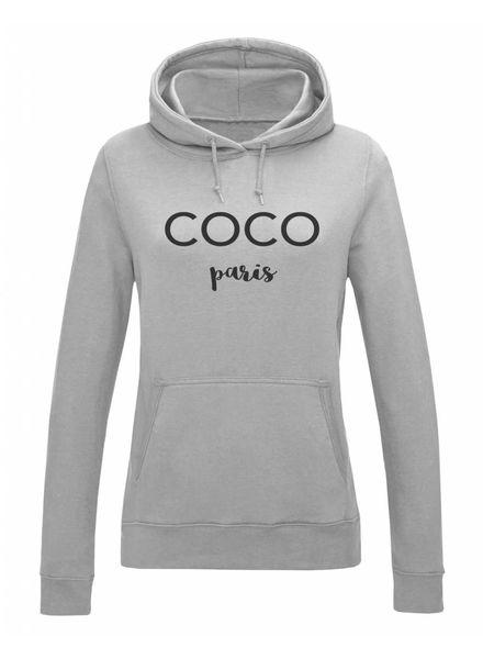 livstil COCO paris - Hoodie Grau