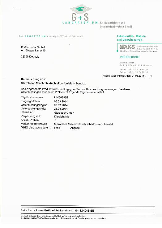 nu:ju Abschminktuch - der Laborbericht
