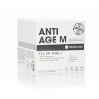 HealthCube HealthCube ANTI AGE M | 30 daily servings | For men - to slow down the aging process