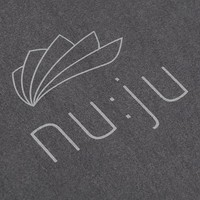 nu:ju® Sport Silver-ionised Evolon® sports towel/travel towel | 2 towels in small/large