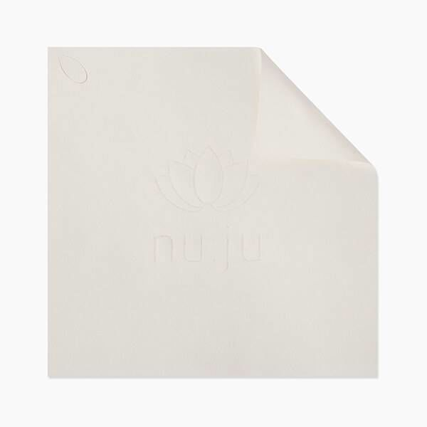 "nu:ju® Beauty nu:ju Microfibre facial cleansing cloth ""THE ORIGINAL"" made of Evolon®, silver-ionized 
