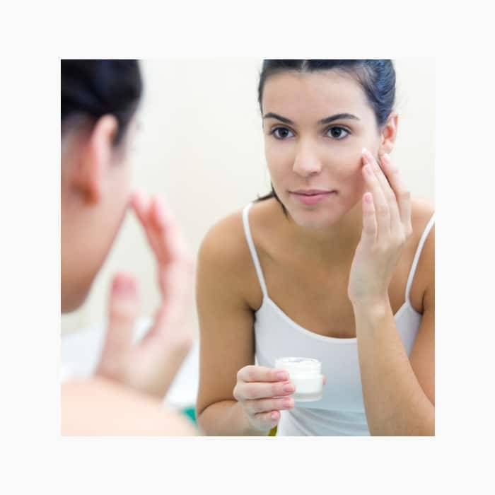 Irritant-free skin care for face and body