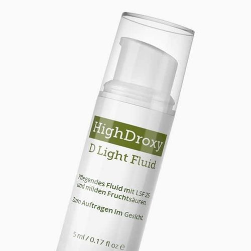 HighDroxy D LIGHT FLUID | Travel size 5 ml