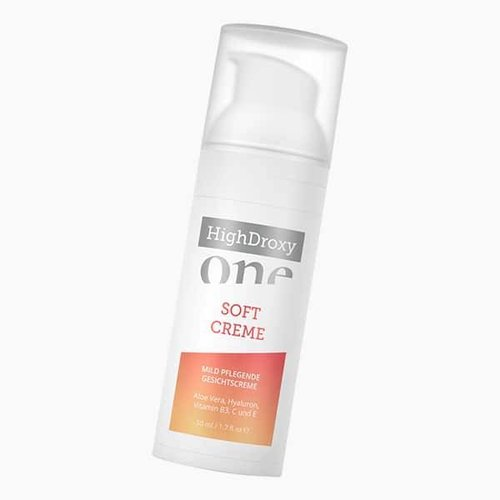 HighDroxy One SOFT CREME | Normal & mixed skin types 50 ml