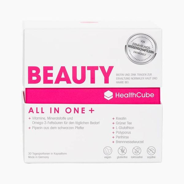 HealthCube HealthCube BEAUTY | 30 daily servings | For everyone - to support the body in maintaining its youthful radiance