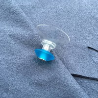 FairWerk Suction cup hook in turquoise | 1 piece