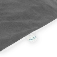 nu:ju® Beauty nu:ju Reversible duvet cover SOFT TOUCH made of Evolon®, anti-mite, silver-ionised | 1 piece of 135 x 200 cm