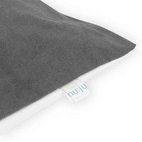 nu:ju® Beauty Microfibre pillowcase anti-mite, silver-ionised | pack of one in 80 x 40 cm