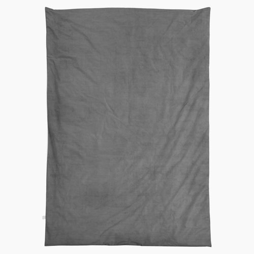 nu:ju® Beauty Wende-Bettbezug SOFT TOUCH | 1 Stück in 135 x 200 cm in Grau/Weiß