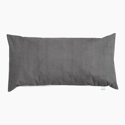 nu:ju® Beauty Evolon® pillowcase, anti-mite | pack of one in 80 x 40 cm