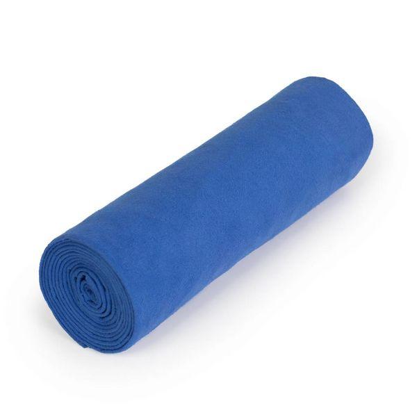 nu:ju® Sport nu:ju Sporthandtuch aus Evolon®, silberionisiert | 1er Pack groß  (ca. 100 x 180 cm) in 4 Farben