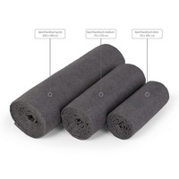 nu:ju® Sport Silver-ionised Evolon® sports towel/travel towel | 1 large towel in 3 colors