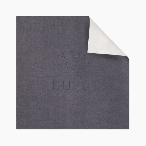 "nu:ju® Beauty nu:ju microfibre facial cleansing cloth ""2in1"" made of Evolon®, silver-ionized 