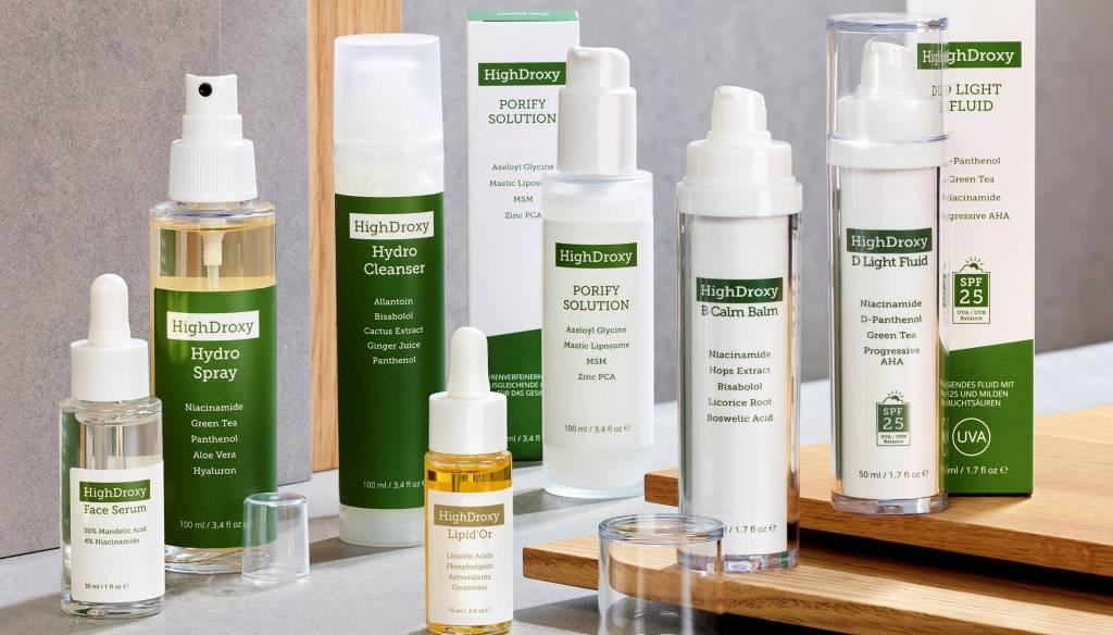 Reizfreie Hautpflege für Gesicht und Körper