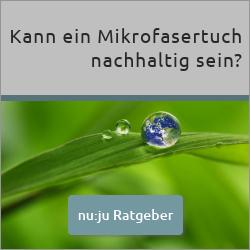 Blogartikel Kann ein Mikrofasertuch nachhaltig sein?