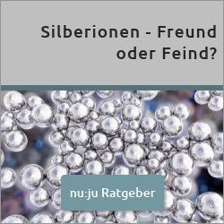 Blogartikel Silberionen - Freund oder Feind?