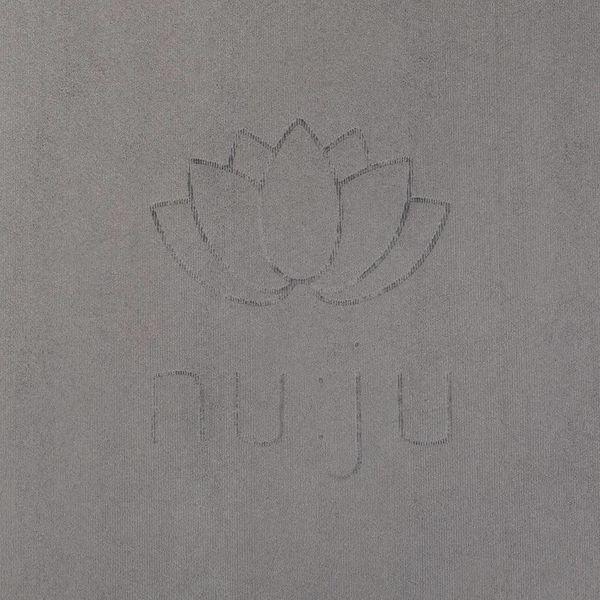 "nu:ju® Beauty nu:ju Microfibre facial cleansing cloth ""Sensitive"" made of Evolon®, silver-ionized | 1 cloth with travel case"