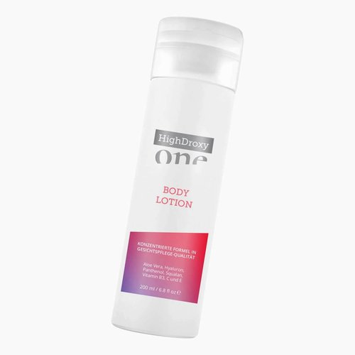 HighDroxy One BODY LOTION | Alle Hauttypen 200 ml