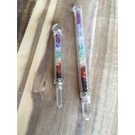 Chakra healing stick 17,5 cm
