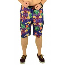 Hype Treetops Flowers Boardshorts Multi