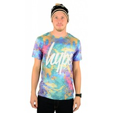 Hype Silk T-Shirt Multi