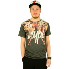 Hype Octoneck T-Shirt Multi