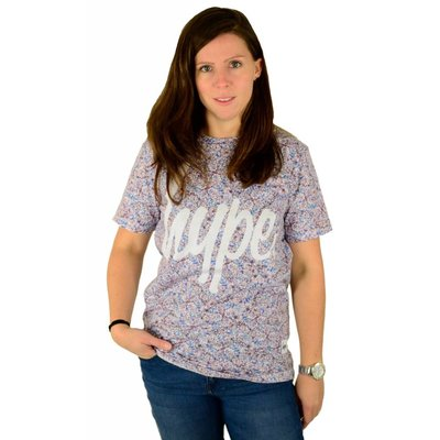 Hype Idle Woman T-Shirt Multi