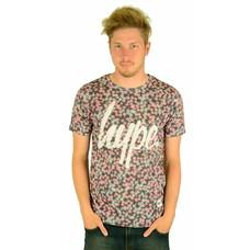 Hype Ditsy Floral Script T-Shirt Multi