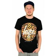 Hype Cheetah T-Shirt Black/Cheetah