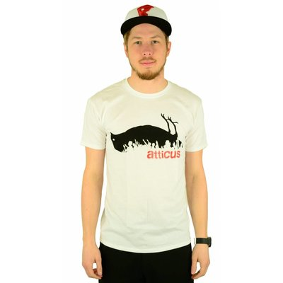 Atticus Clothing Incrowd T-Shirt White
