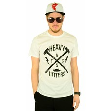 Atticus Clothing Heavy Hitters T-Shirt White
