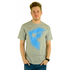 Famous Stars and Straps New Boh T-Shirt Heather Grey