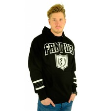 Famous Stars and Straps Shotta Pullover Fleece Hoodie Black