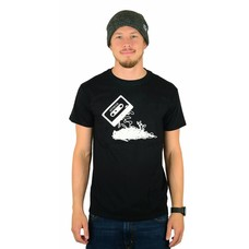 Atticus Clothing Hometaping T-Shirt Black