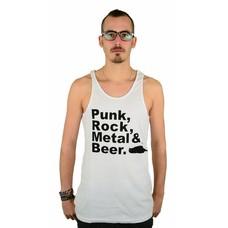Atticus Clothing PRMB Tank Top White