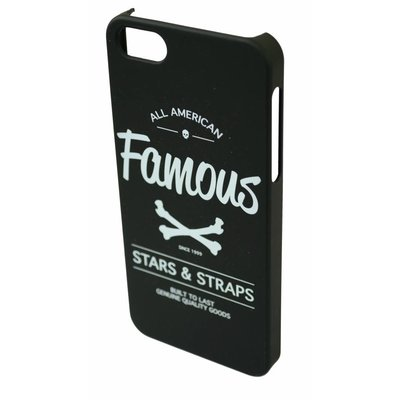 Famous Stars and Straps Built to Last iPhone 5 Case Black