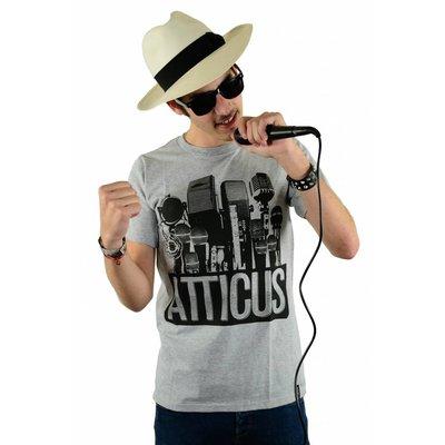 Atticus Clothing Micline T-Shirt Heather Grey