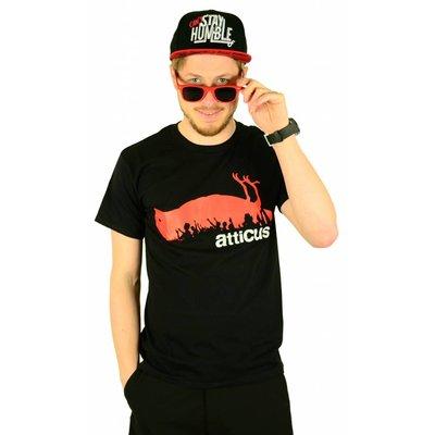 Atticus Clothing Incrowd T-Shirt Black