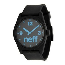 Neff Headwear Daily Watch Black/Cyan